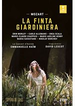 Click to view product details and reviews for Mozart la finta giardiniera dvd 2015.