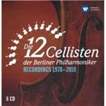 Image of 12 Cellisten der Berliner Philharmoniker: Recordings 1978-2010 (Music CD)