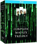 Trilogie Matrix (blu-ray)