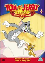 Tom And Jerry  Classic Collection  Vol. 1  (Animated)