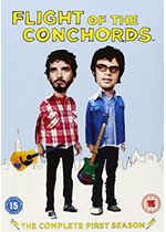 Flight Of The Conchords The Complete HBO First Season
