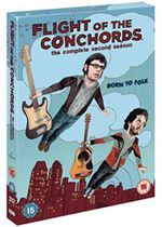 Flight Of The Conchords  Complete HBO Second Season