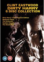 Click to view product details and reviews for Dirty harry collection 6 disc collection.