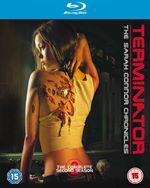Terminator The Sarah Connor Chronicles  Season 2 (BluRay)