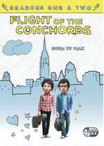 Flight Of The Conchords  Complete HBO First and Second Season