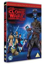 Star Wars Clone Wars Season 2 Vol. 1