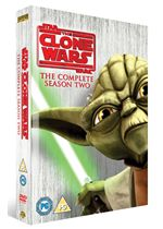 Star Wars The Clone Wars  The Complete Season Two