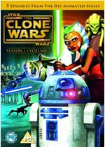 Star Wars Clone Wars Season 1 Vol.2