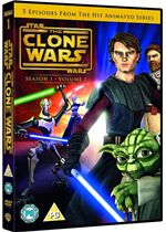 Star Wars Clone Wars Season 1 Vol.1