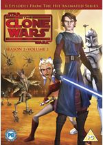 Star Wars Clone Wars  Season 2 Vol.2