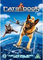 Click to view product details and reviews for Cats dogs the revenge of kitty galore.