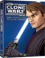 Star Wars The Clone Wars  The Complete Season Three