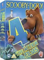 Image of Scooby Doo - Live Action Quad