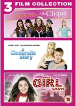 Click to view product details and reviews for Cinderella story the clique what a girl wants triple pack.