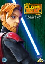 Star Wars The Clone Wars  The Complete Season Five