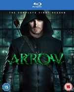 Arrow saison 1 (blu-ray)