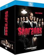 The Sopranos Complete Collection Blu-ray 1000472907