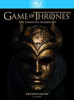 Game of Thrones - Season 1-5 (Slimline Packaging)