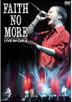Faith No More - Live In Chile (Live Recording/+DVD) cover