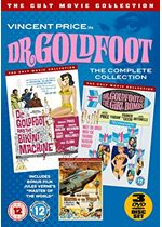The Dr. Goldfoot Collection (Includes Bonus DVD) 101FILMSBOX19BR