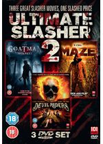 Click to view product details and reviews for Ultimate slasher box set ii.