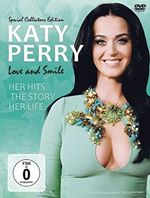 Katy Perry  Love and Smile (DVD)