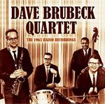 Dave Brubeck - 1963 Radio Recordings cover