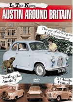In The News  Austin Around Britain  Films Of The 50S And 60S