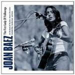 Joan Baez  First Lady Of Folksongs The (Music CD)