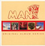 Image of Man - Original Album Series (Music CD)