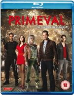 Primeval: The Complete Series 4 (Blu-ray)