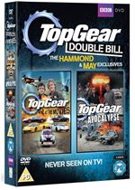 Top Gear Double Bill - The Hammond and May Specials 2EDVD0708