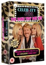 Celebrity Juice The Bang Tidy Box Set Too Juicy for TV 1 & 2