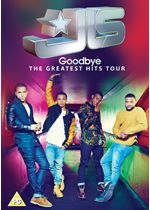 Image of JLS Goodbye: The Greatest Hits Tour