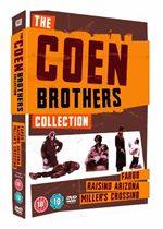 Click to view product details and reviews for The coen brothers collection fargo raising arizona millers crossing.
