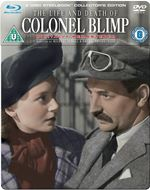 The Life and Death of Colonel Blimp - Restoration Edition Steelbook
