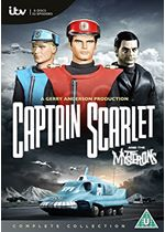 Captain Scarlet The Complete Collection