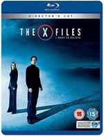 X-files - I Want To Believe (Blu-Ray)