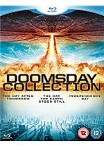 Doomsday Collection (Day After Tomorrow, Day the Earth Stood Still, Independence Day) (Blu-Ray)