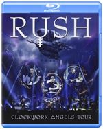 Rush - Clockwork Angels [Blu-ray] [2013] [Region Free] (Blu-ray)