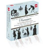 Image of 11 Kurzopern: The Original Electrola One-Act Operas (Music CD)