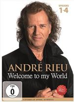 Andre Rieu - Welcome To My World (Music DVD) (Part 1: Episodes 1-4) cover