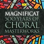 Image of Magnificat: 500 Years of Choral Masterworks (Music CD)