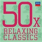 Image of 50 x Relaxing Classics (Music CD)