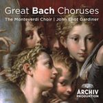 Image of Great Bach Choruses (Music CD)