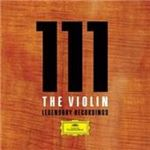 Image of 111: The Violin (Music CD)