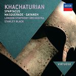 Image of London Symphony Orchestra - Khachaturian: Spartacus (Music CD)
