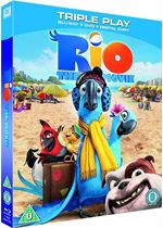 Rio - Triple Play (Includes DVD Blu-Ray and Digital Copy) 4893707001