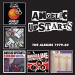 ANGELIC UPSTARTS - The Albums 1979-82 (Boxset) (Music CD)