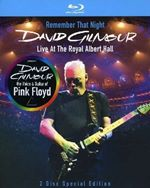 David Gilmour - Remember That Night - Live At The Royal Albert Hall (Blu-Ray)